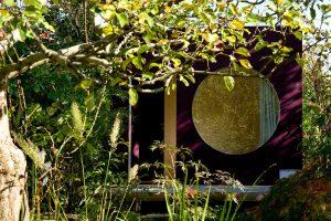 Garten Kubus - Design Gästehaus