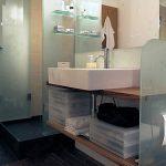 Schreinerei Tischlerei Formschön am Ammersee - Glas Waschtisch