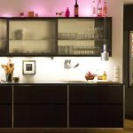 Schreinerei Tischlerei Formschön am Ammersee - Küche mit Durchreiche