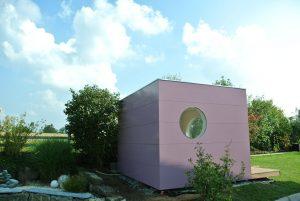 Garten Kubus - Modul Büro