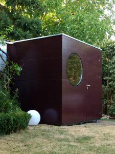 Garten Kubus - Modul Gartenhaus