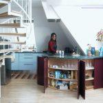 Schreinerei Tischlerei Formschön am Ammersee - Runder Küchenblock