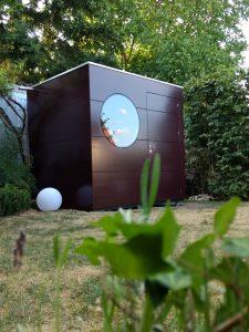Garten Kubus - Schönes Gartenhaus