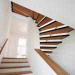 Schreinerei Tischlerei Formschön am Ammersee - Treppe mit Handlauf