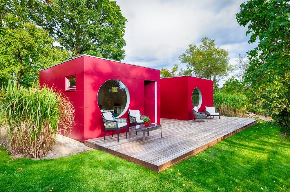 Garten Kubus II Projekt 5