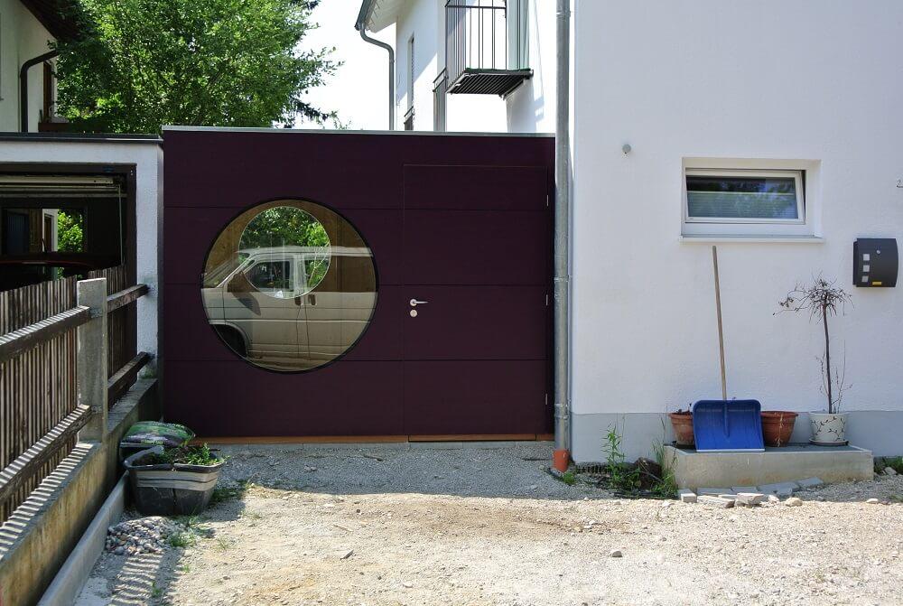 Garten Kubus III modernes Gartenhaus