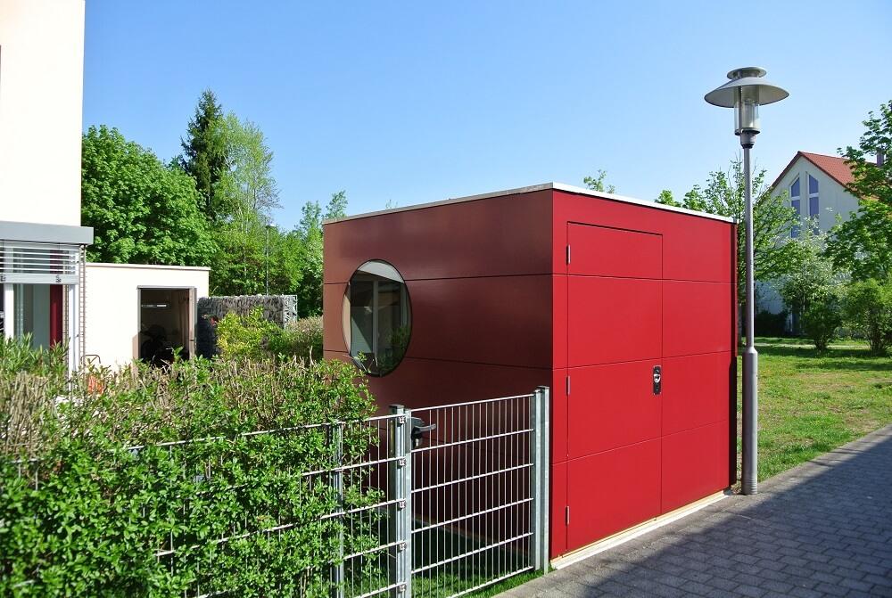 Garten Kubus III Projekt 8