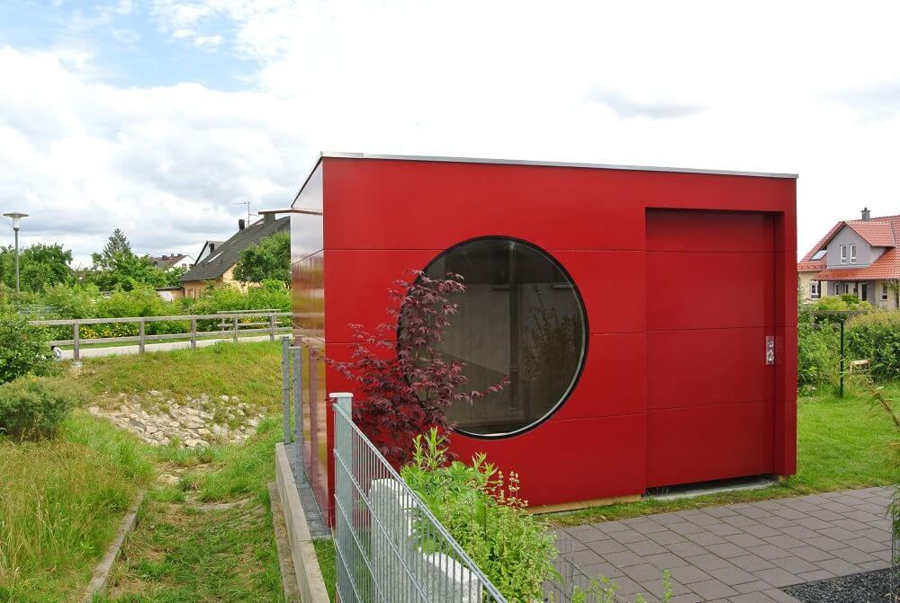 Garten Kobus I Projekt 2