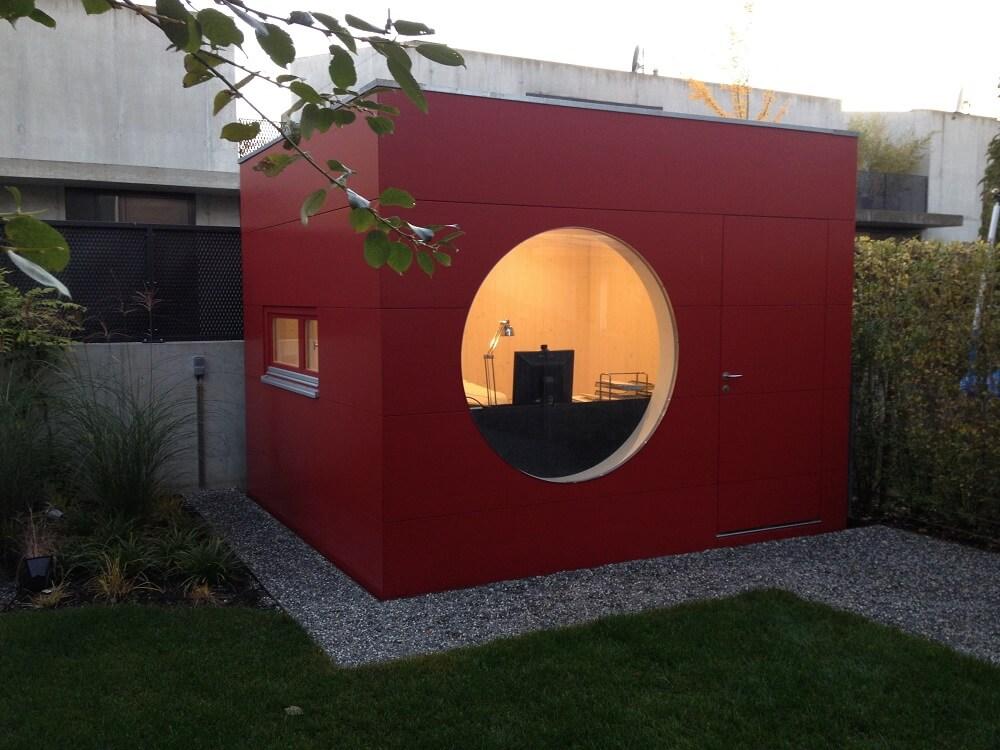 Garten Kubus II Projekt 13