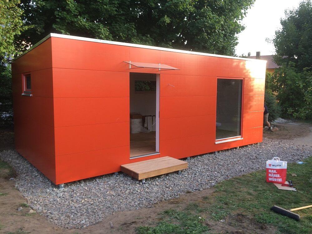 Garten Kubus III tiny house