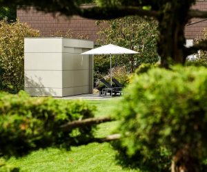 Garten Kubus III Projekt 2