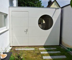 Garten Kubus III Projekt 5