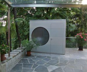 Garten Kubus I Projekt 16
