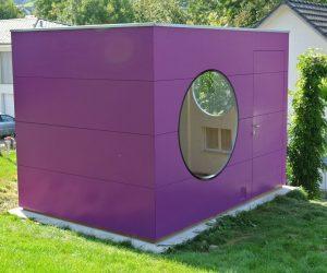 Garten Kubus I Projekt 15