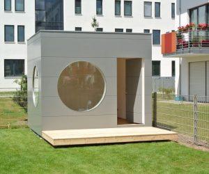 Garten Kubus II Projekt 2