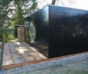 Garten Kubus I Projekt 8