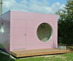 Garten Kubus II designer Gartenhaus