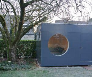 Garten Kubus II Projekt 6