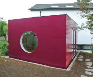 Garten Kubus II Projekt 11