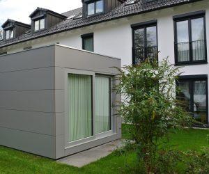 Garten Kubus III Projekt 11