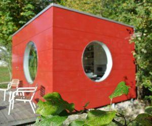 Garten Kubus III Projekt 10