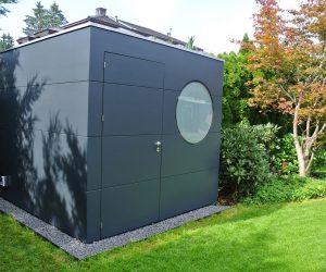 Design Gartenhäuser aus Holz