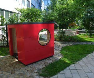 Design Spielhaus für Kinder