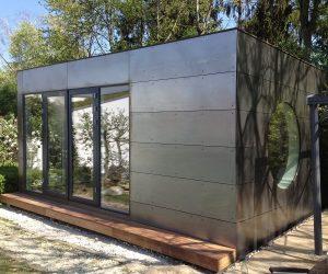 Garten Kubus III Projekt 15