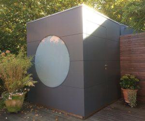 Garten Kubus I Projekt 9