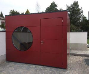 Garten Kubus I Projekt 7