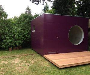 Garten Kubus II Projekt 1