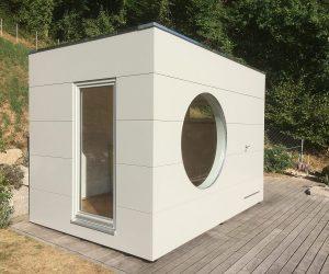 Garten Kubus II Projekt 9