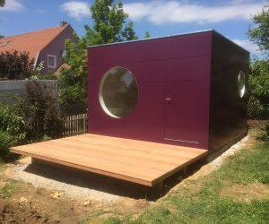 Garten Kubus II Projekt 10