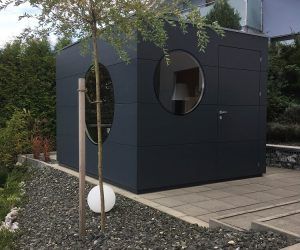 Garten Kubus I Projekt 17