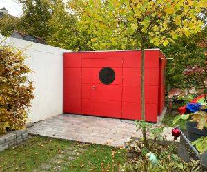Garten Kubus Designer Gartenhaus