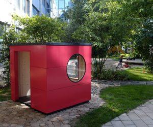 Kinderspielhaus für den Garten