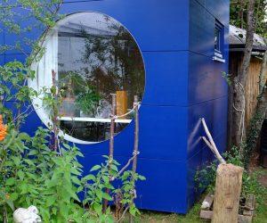 Premium Gartenhaus