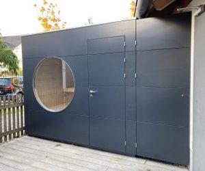 Gartenhaus Sauna